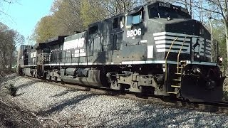 Train 285 Coming Thru the Holler 4 1 2014