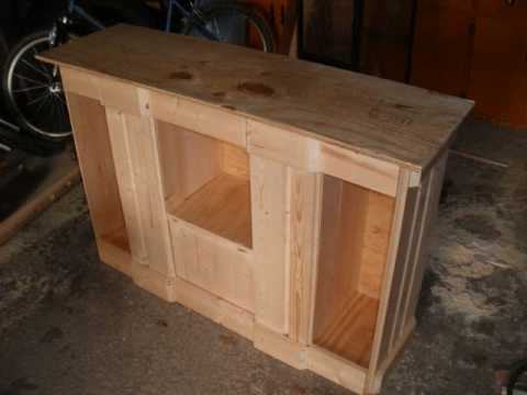 55 gallon fish tank stand   YouTube