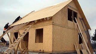 Строительство, монтаж, устройство дома из СИП панелей +380671004624(Ремонтно-строительная организация