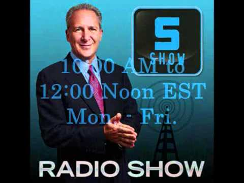 The Peter Schiff Show: Glass-Steagall