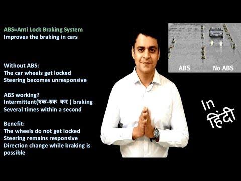 "Anti lock Braking System(ABS)""एंटी-लॉक ब्रैकिंग सिस्टम "":Twizards automobile"