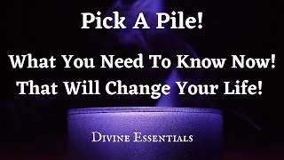 Pick A Pile What You Need To Know Now! That Will Change Your Life p...