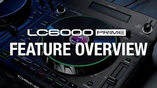 Feature Overview | Denon DJ LC6000 PRIME Performance Expansion Controller