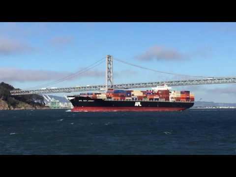 Marin Ferry to SF Giants Baseball Game