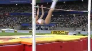 Золотой прыжок Анны Чичеровой - ЧМ в Тэгу 2011