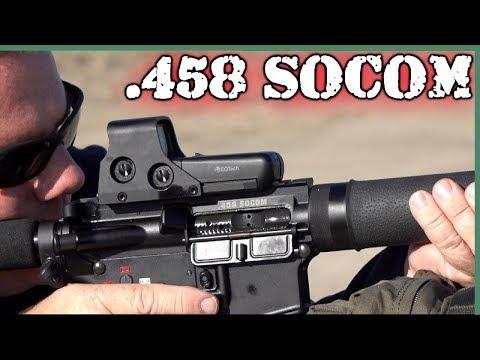 458 SOCOM -  Destroys Everything
