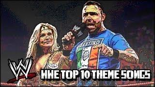 TOP 10 2013 BEST THEME SONGS IN WWE