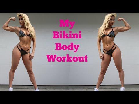 My BIKINI BODY Workout!