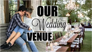 Shopping For Wedding Venues! // Wedding Series Part 1
