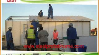 Steel Shed Building/ Pre Engineered Building  Structure Steel Building
