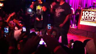 EPMD & DJ Scratch - Live in Orlando FRESH FEST BB Kings