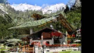 LA SAXE  courmayeur   valle d'Aosta