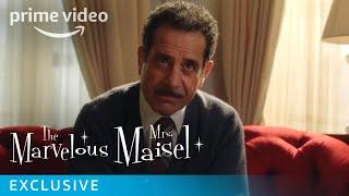 The Marvelous Mrs. Maisel Season 2 - Exclusive: The Wrath of Abe Weissman | Prime Video