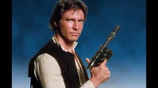 Star Wars Personality Profiles: Han Solo [BIG FIVE]