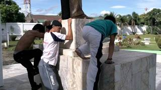 Trace Erase - Parkour Lucena (Philippines)