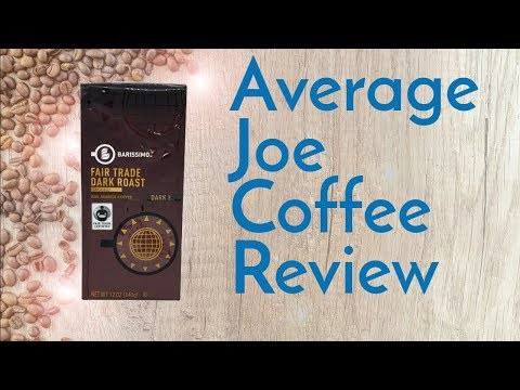 Aldi Barissimo Dark Roast Coffee Review
