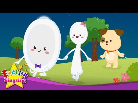 Hey Diddle Diddle - Mother Goose - Kids song with lyrics