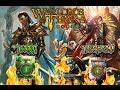 Warlords of Terra - Partida de demostración.
