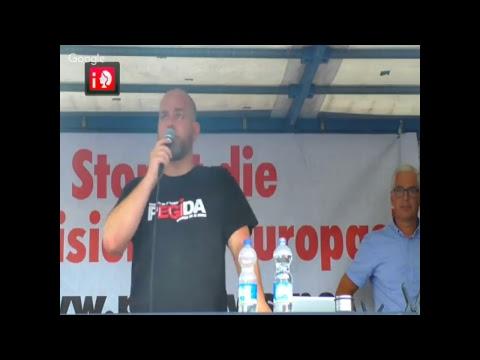 10.07.2017 PEGIDA live vom Altmarkt Dresden