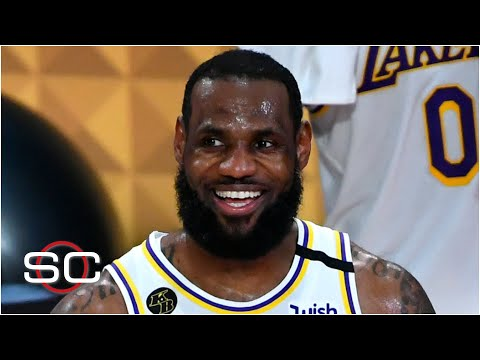 LeBron-agrees-to-2-year-85M-extension-with-the-Lakers-SportsCenter