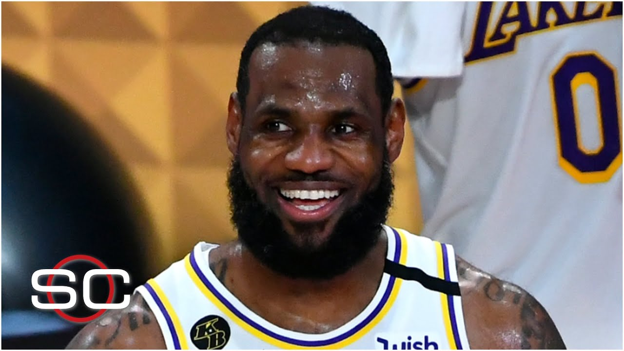 LeBron James agrees contract extension with Los Angeles Lakers ...