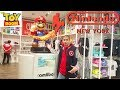 Visiting The Nintendo Store In New York! (January 2018)