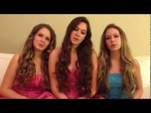 The new Andrews Sisters (cover) For Evelyn - Sweet Dreams By Jewel