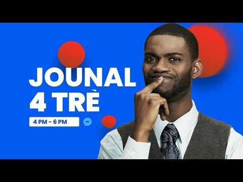 Radio Kiskeya   Liliane Pierre Paul Live   Jounal 4è En Direct   13 Juillet  2021