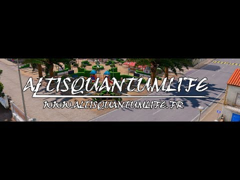 Altis Life modée / [FR] QuantumLife [Trailer]