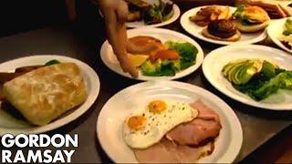 Chef Ramsay Happy with Improvements - Gordon Ramsay