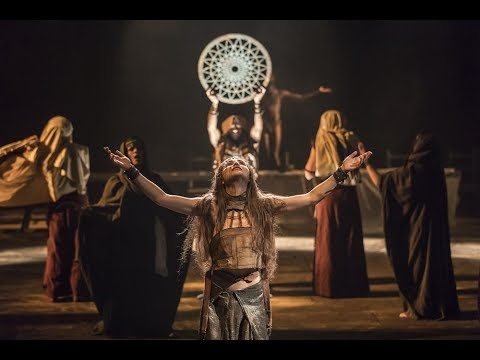National Theatre Live: Salomé | On-stage trailer