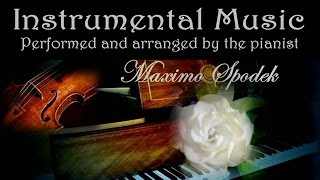 TOP 30 PIANO LOVE SONGS BACKGROUND INSTRUMENTAL, ROMANTIC AND RELAXING MUSIC
