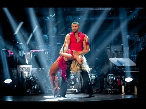 Ben Cohen & Kristina Cha Cha to 'Love Me Again' - Strictly Come Dancing 2013 Week 1 - BBC One