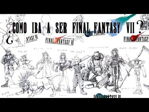 ¿Cómo iba a ser Final Fantasy VII? (Segunda parte)