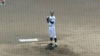 2016/5/22  第68回春季関東高校野球大会 常総学院対千葉黎明 一回表裏