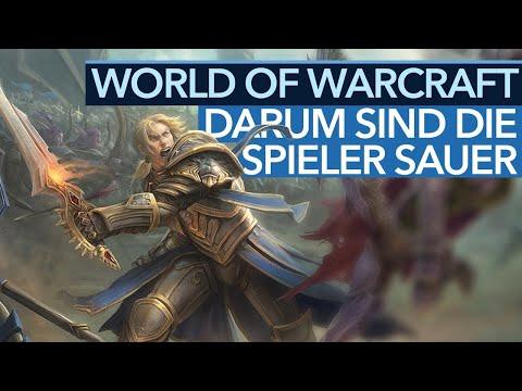 Wut auf WoW - Was stört die Spieler gerade an Battle for Azeroth?
