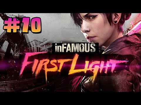 inFamous: First Light, #10 - Cold as Ice