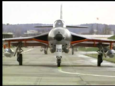 1992 Patrouille Suisse Aerobatic Team first livery