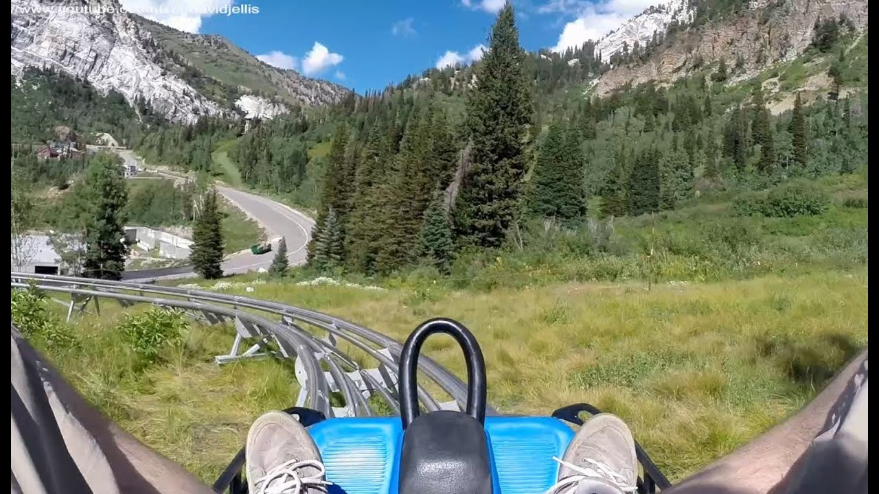 Snowbird Ski and Summer Resort Highlights HD  YouTube