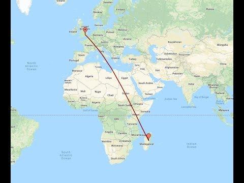 15275 DEUTSCHE WELLE (Swahili), Talata-Volonondry MDG, 9104 km