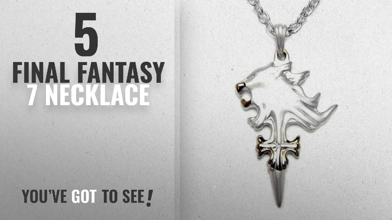 Top 10 final fantasy 7 necklace 2018 final fantasy vii squalls top 10 final fantasy 7 necklace 2018 final fantasy vii squalls griever necklace aloadofball Image collections