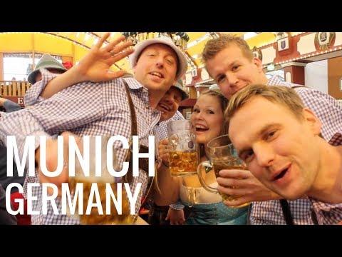 Munich, Germany: Oktoberfest with WHOA Travel Part 1