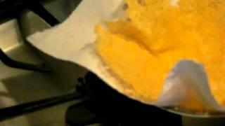 Fried cheese Жареный сыр