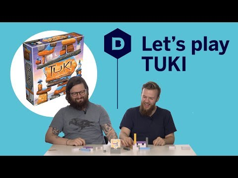 Let&39;s Play Tuki by Next Move Games - WE GOT OURSELVES A CROWDOWN