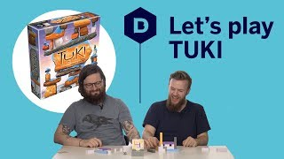 Let's Play Tuki by Next Move Games - WE GOT OURSELVES A CROWDOWN
