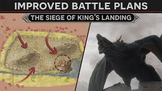 Improved Battle Plans - The Siege of King's Landing (How to Fix Season 8 Episode 05 - The Bells)