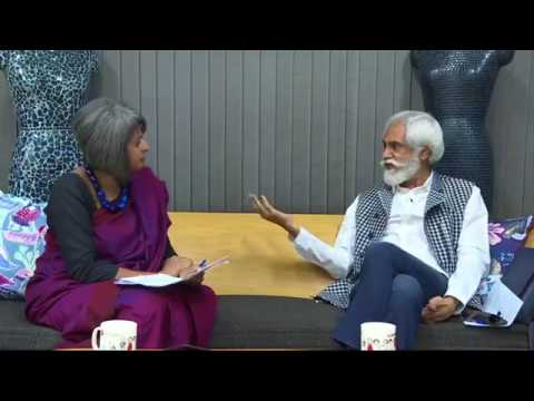 Pearl Academy- In conversation with Sunil Sethi