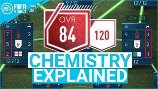 FIFA MOBILE 19 SEASON 3 CHEMISTRY EXPLAINED - HOW CHEMISTRY IS CALCULATED