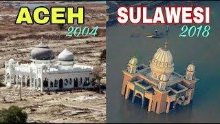 Download Video Antara Gempa Tsunami ACEH 2004 dan PALU SULTENG 2018, Berikut beberapa Faktanya... MP3 3GP MP4