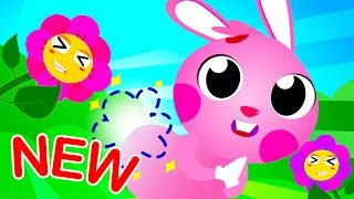 🔴 Where's My Tail? Faster! by Little Angel: Nursery Rhymes & Kid's Songs